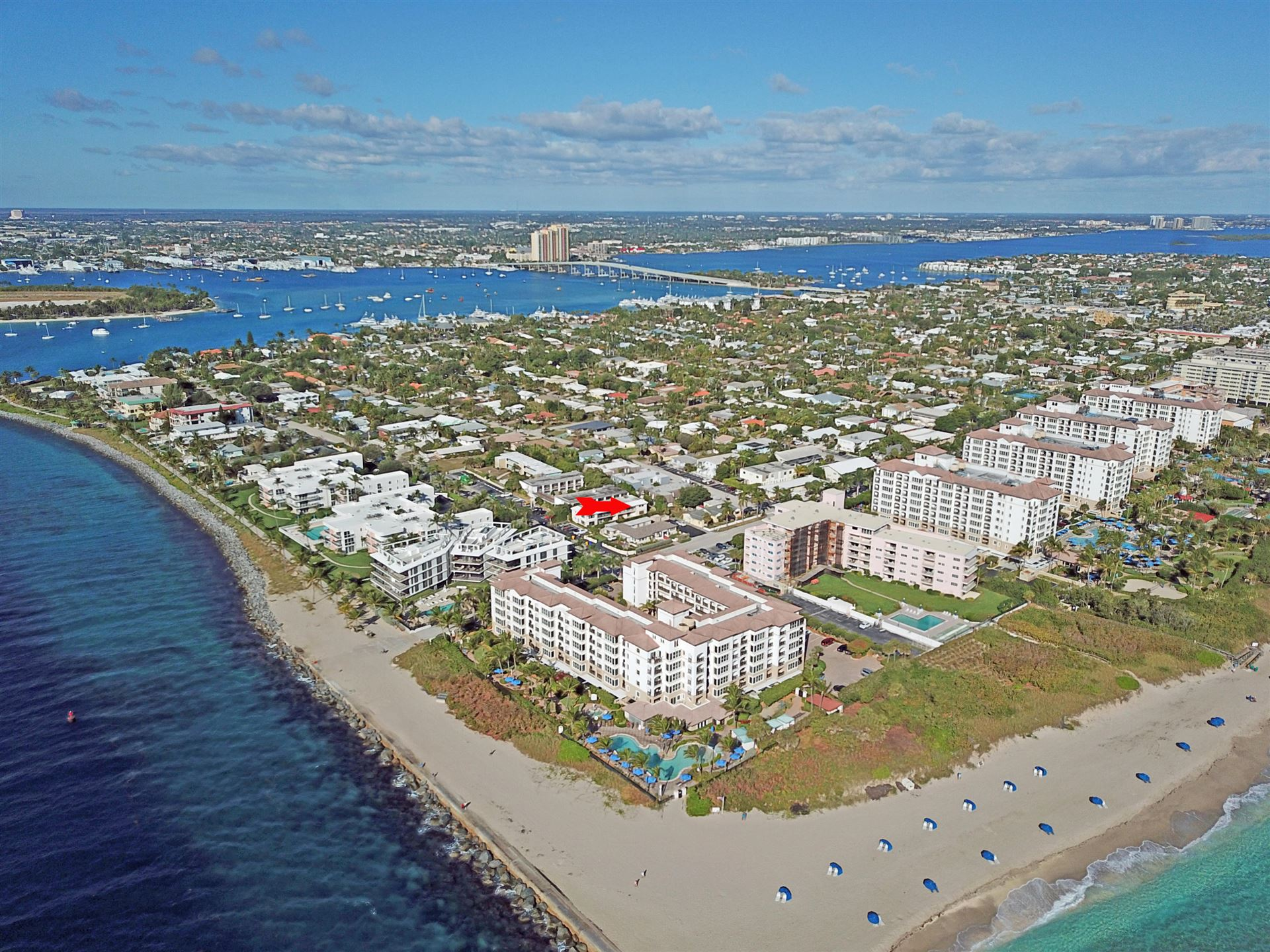 Photo of 107 Inlet Way #4, Palm Beach Shores, FL 33404 (MLS # RX-10733894)