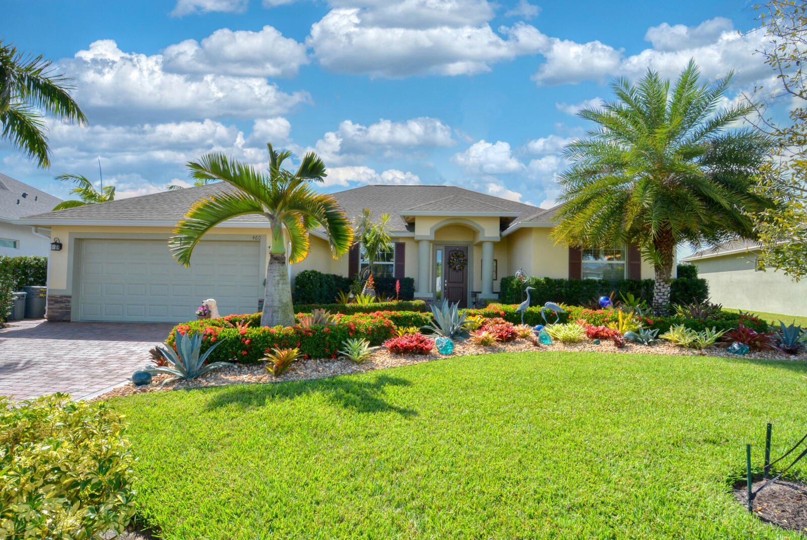 460 SW Vista Lake Drive, Port Saint Lucie, FL 34953 - MLS#: RX-10754894