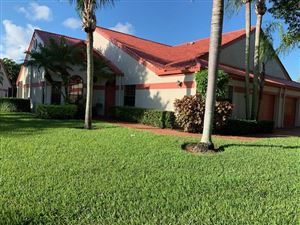 Photo of 7521 Lexington Club Boulevard #A, Delray Beach, FL 33446 (MLS # RX-10573895)