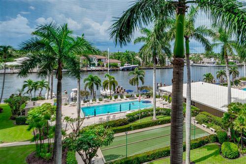 Photo of 3300 S Ocean Boulevard #520-C, Highland Beach, FL 33487 (MLS # RX-10743895)