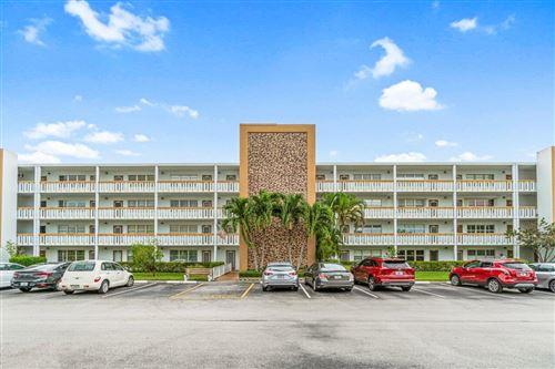 Photo of 3066 Harwood E #E, Deerfield Beach, FL 33442 (MLS # RX-10754895)