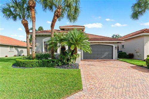 Photo of 6894 Boscanni Drive, Boynton Beach, FL 33437 (MLS # RX-10661896)