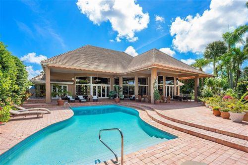 Tiny photo for 13081 Monet Lane, Palm Beach Gardens, FL 33410 (MLS # RX-10751896)