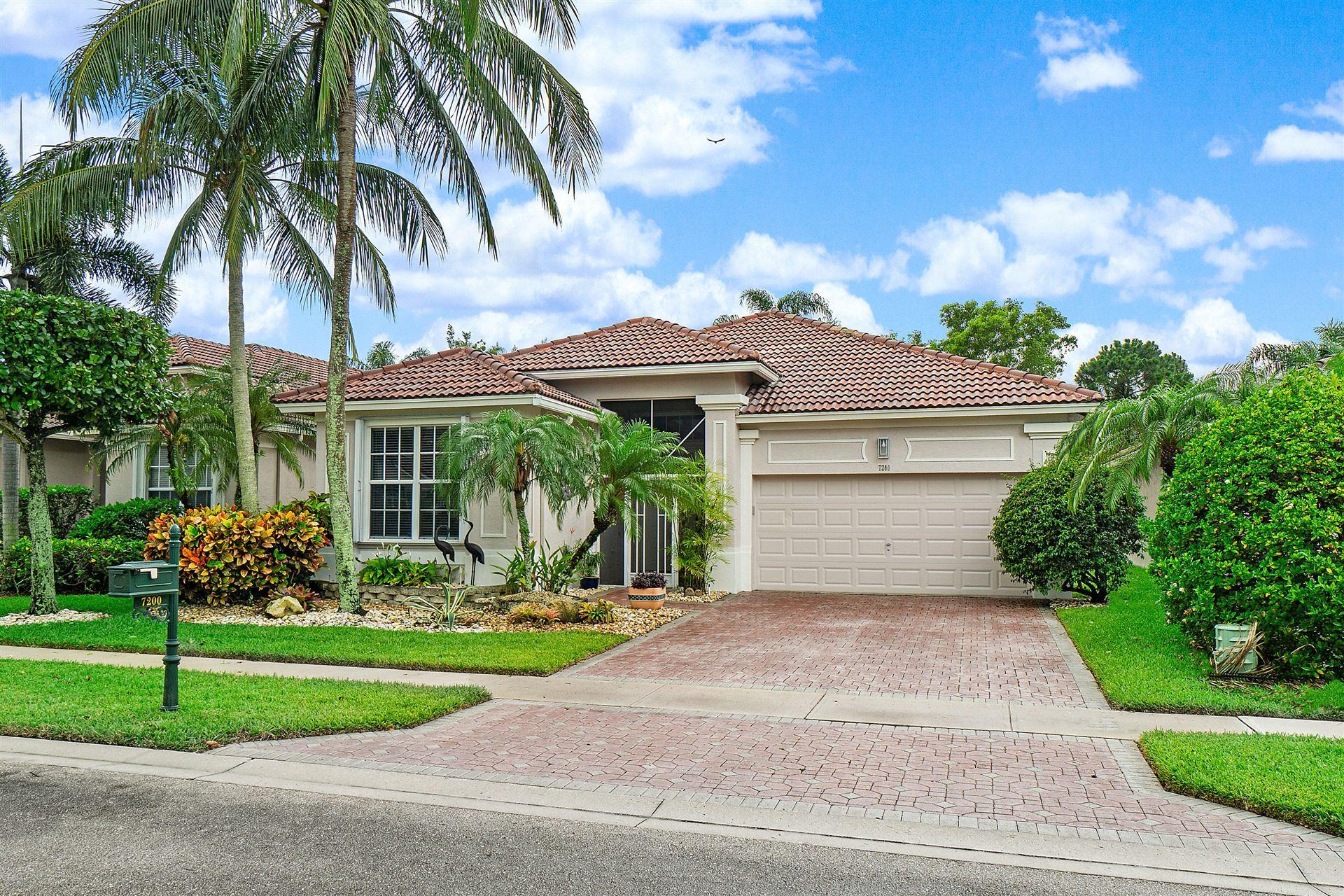 Photo for 7200 Southport Drive, Boynton Beach, FL 33472 (MLS # RX-10624896)