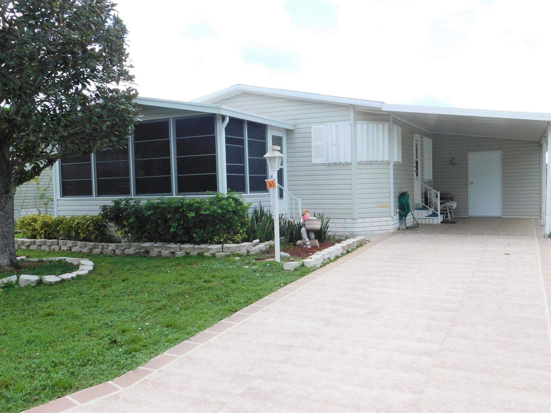 363 Tropical Isles Circle, Fort Pierce, FL 34982 - #: RX-10662896