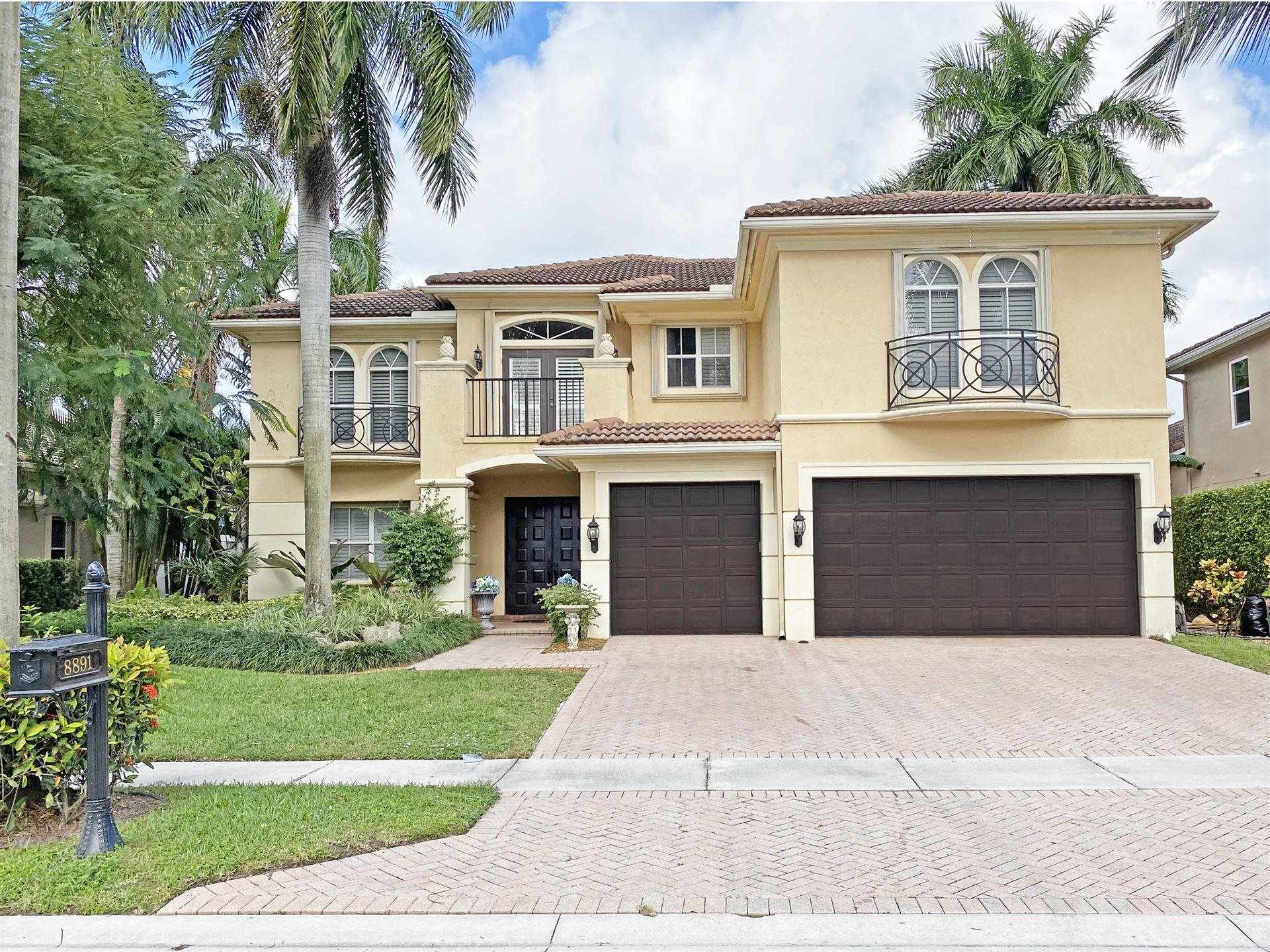 8891 Valhalla Drive, Delray Beach, FL 33446 - #: RX-10672896