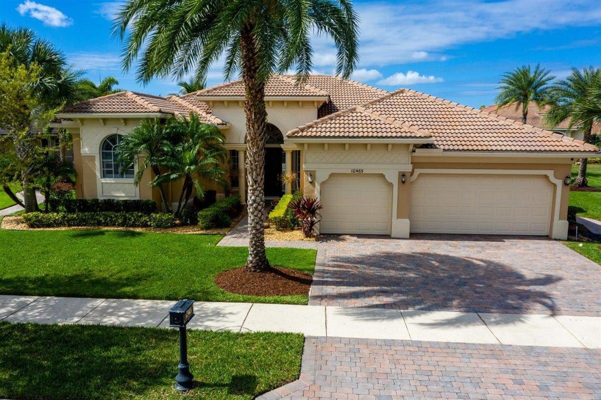 10465 SW Tibre Court, Port Saint Lucie, FL 34987 - #: RX-10694896