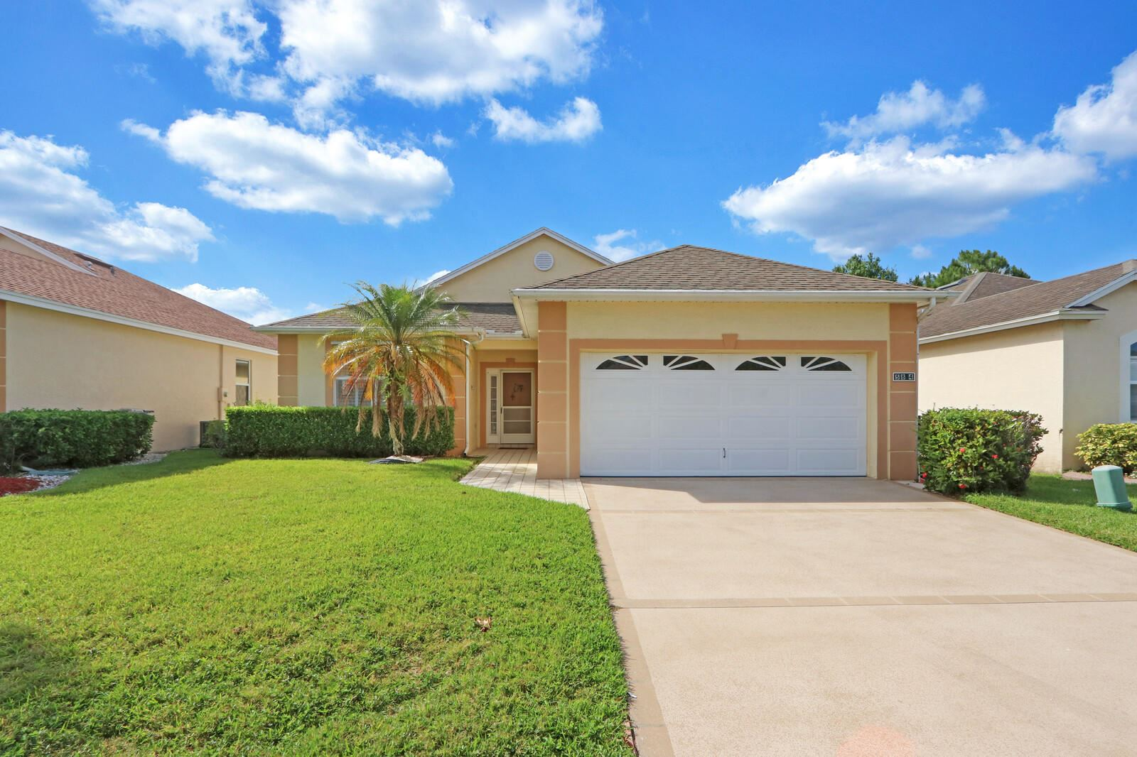 584 NW Cortina Lane, Port Saint Lucie, FL 34986 - MLS#: RX-10711896
