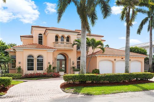 Foto de inmueble con direccion 1260 Thatch Palm Drive Boca Raton FL 33432 con MLS RX-10598897