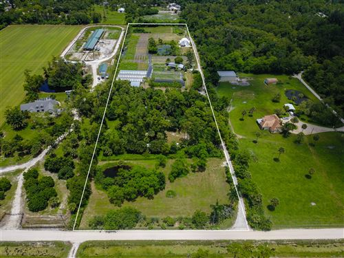 Photo of Listing MLS rx in 1442 E Road Loxahatchee Groves FL 33470