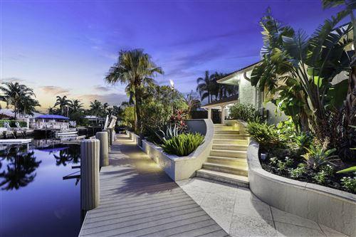 Photo of 830 NE Boca Bay Colony Drive, Boca Raton, FL 33487 (MLS # RX-10676897)
