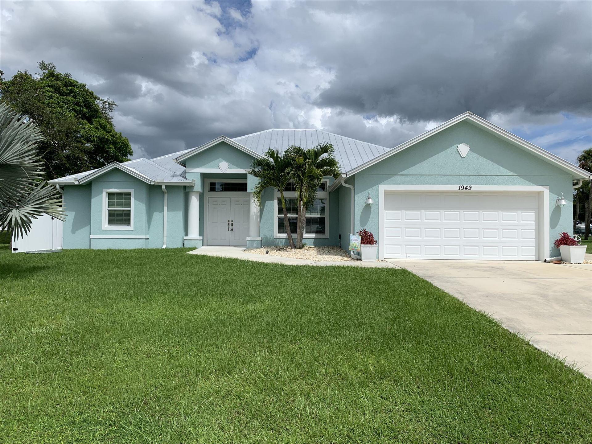 1949 SW Aaron Lane, Port Saint Lucie, FL 34953 - #: RX-10744897