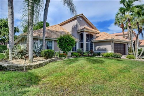 Photo of 7317 Amber Falls Lane, Boynton Beach, FL 33437 (MLS # RX-10562898)