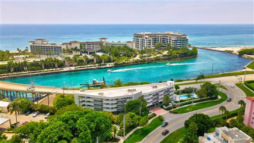 Photo of 911 S Ocean Boulevard #2c, Boca Raton, FL 33432 (MLS # RX-10732898)