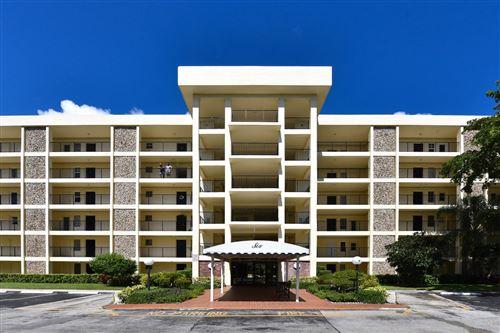 Photo of 2751 N Palm Aire Drive #306, Pompano Beach, FL 33069 (MLS # RX-10751898)
