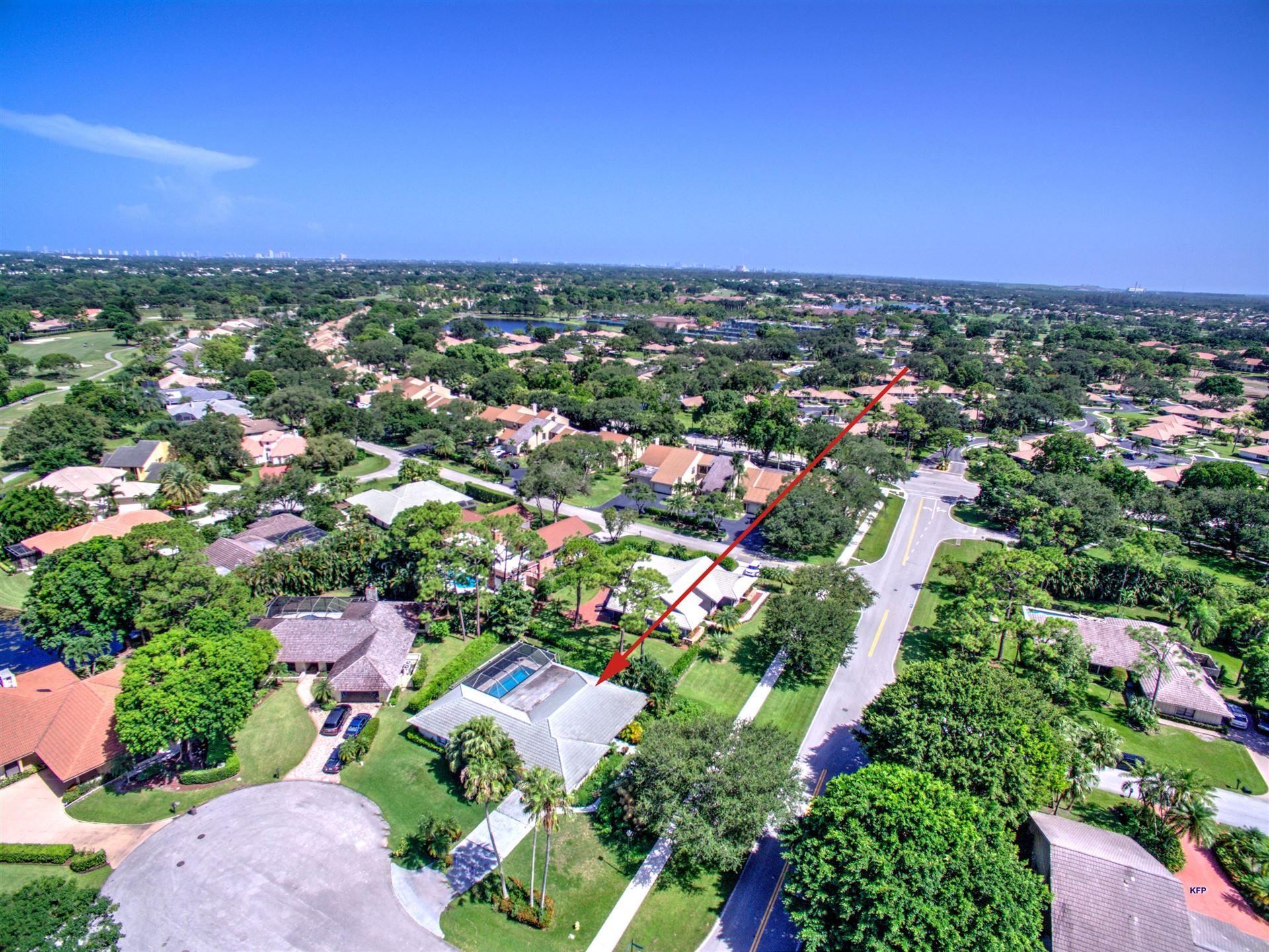 Photo of 1 Ceann Court, Palm Beach Gardens, FL 33418 (MLS # RX-10655898)