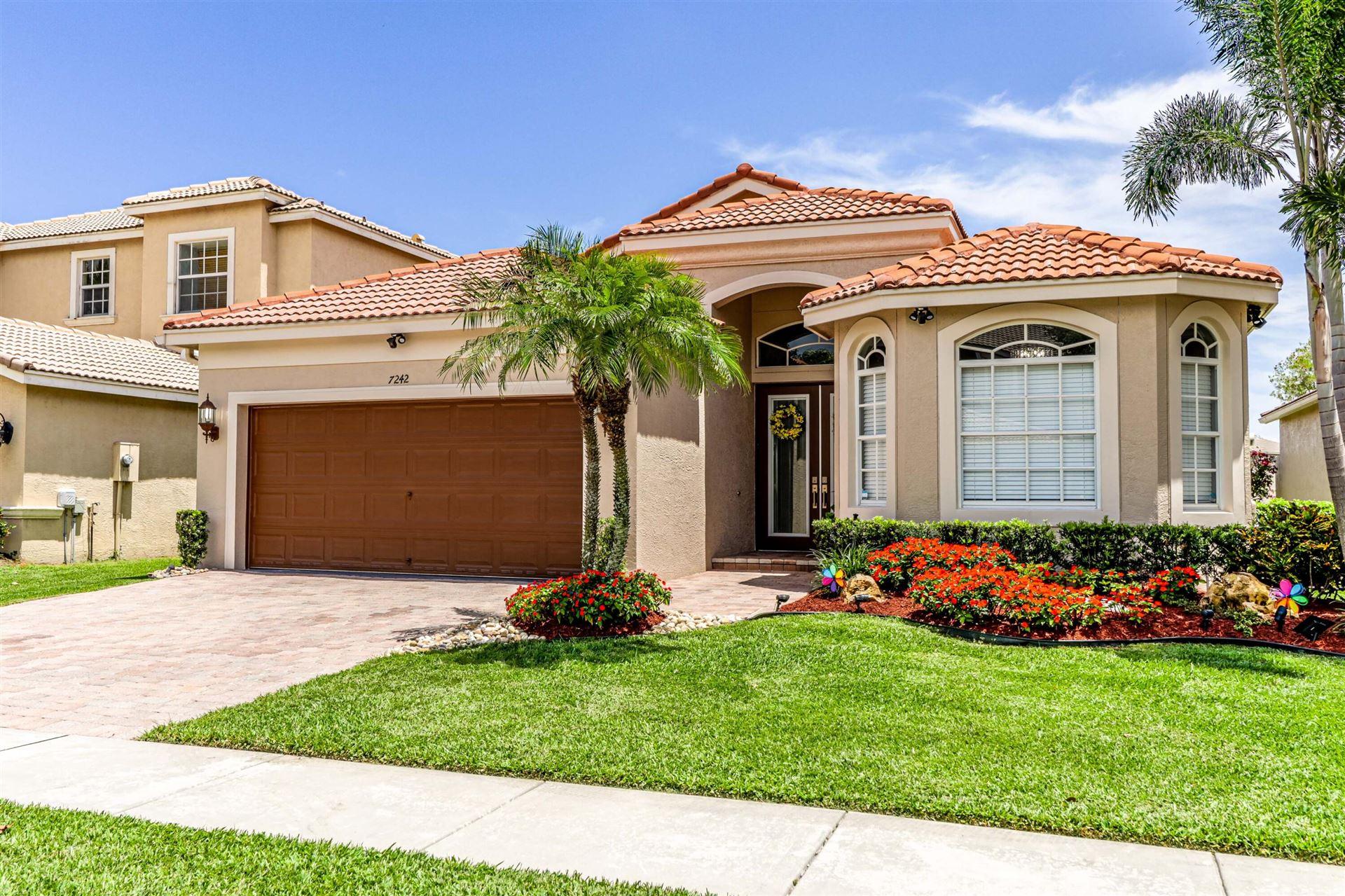 7242 Via Luria, Lake Worth, FL 33467 - MLS#: RX-10718898