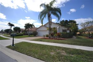 Photo of 11156 Clover Leaf Circle, Boca Raton, FL 33428 (MLS # RX-10439899)