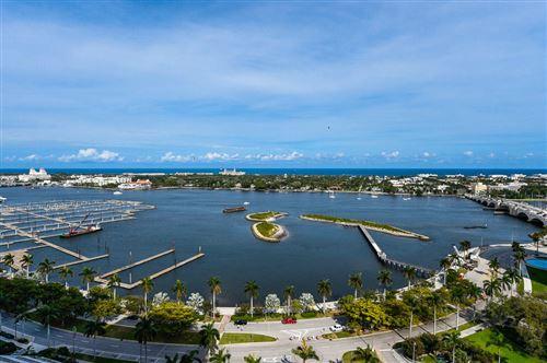 Photo of 529 S Flagler Drive #16f, West Palm Beach, FL 33401 (MLS # RX-10718899)