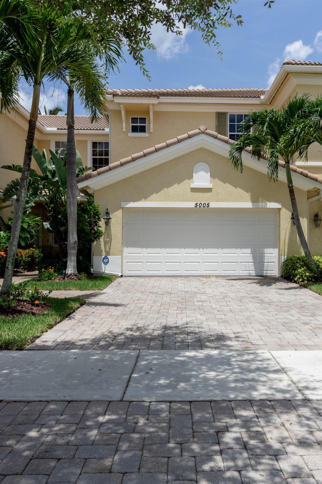 5005 Dulce Court, Palm Beach Gardens, FL 33418 - #: RX-10638899