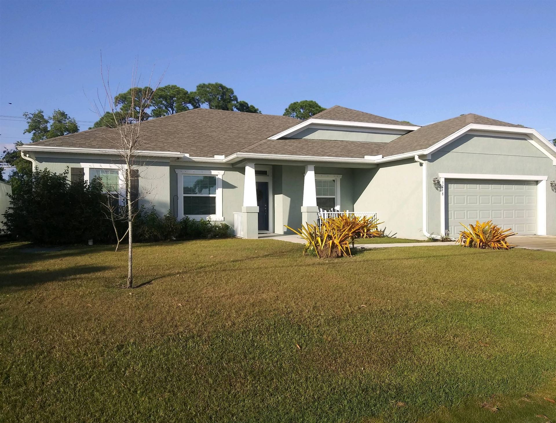 5218 NW Mulga Court, Port Saint Lucie, FL 34986 - #: RX-10690899