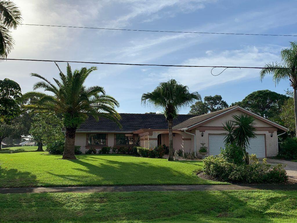 2499 SE Morningside Boulevard, Port Saint Lucie, FL 34952 - #: RX-10709899