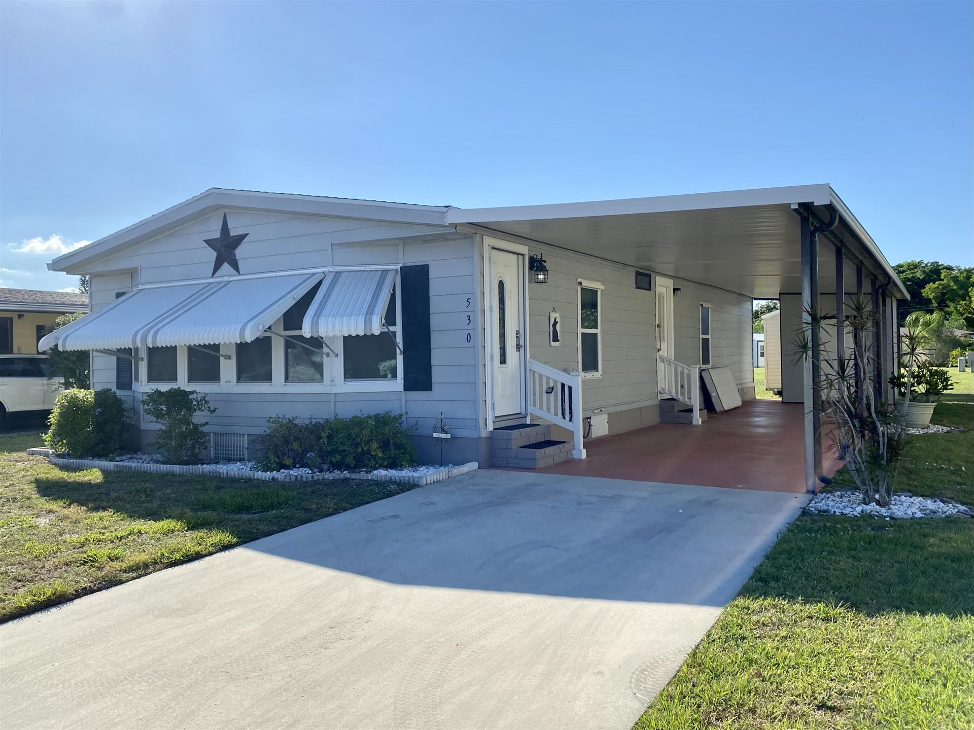 530 Ann Marie Lane, Fort Pierce, FL 34952 - #: RX-10714899