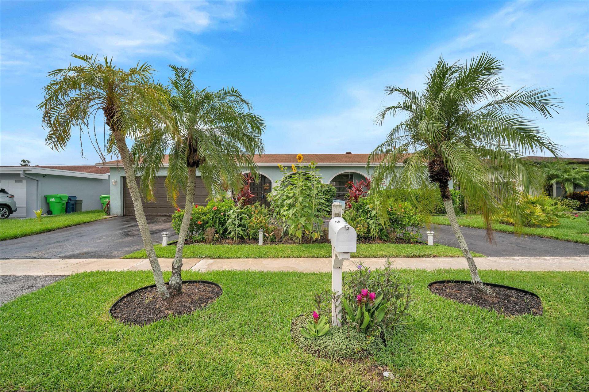 9610 NW 20th Place, Sunrise, FL 33322 - MLS#: RX-10727899