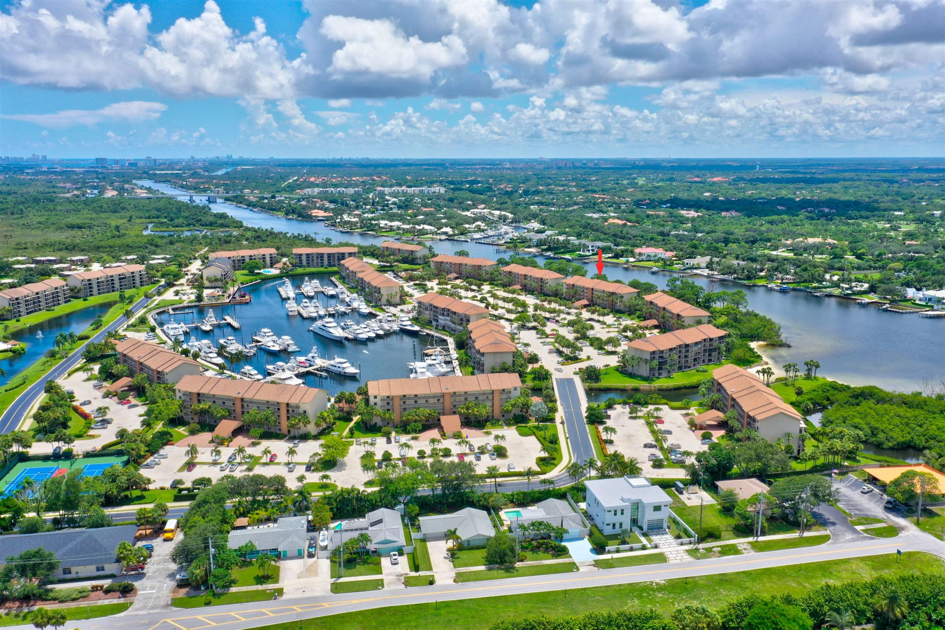 Photo of 2001 Marina Isle 403 Way #403, Jupiter, FL 33477 (MLS # RX-10749899)