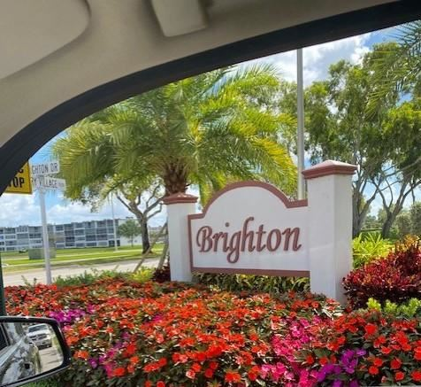 Photo of 59 Brighton B #59, Boca Raton, FL 33434 (MLS # RX-10595900)