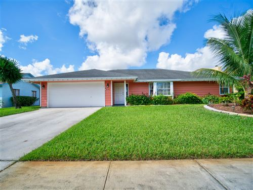 Photo of 646 White Water Drive, West Palm Beach, FL 33413 (MLS # RX-10741900)