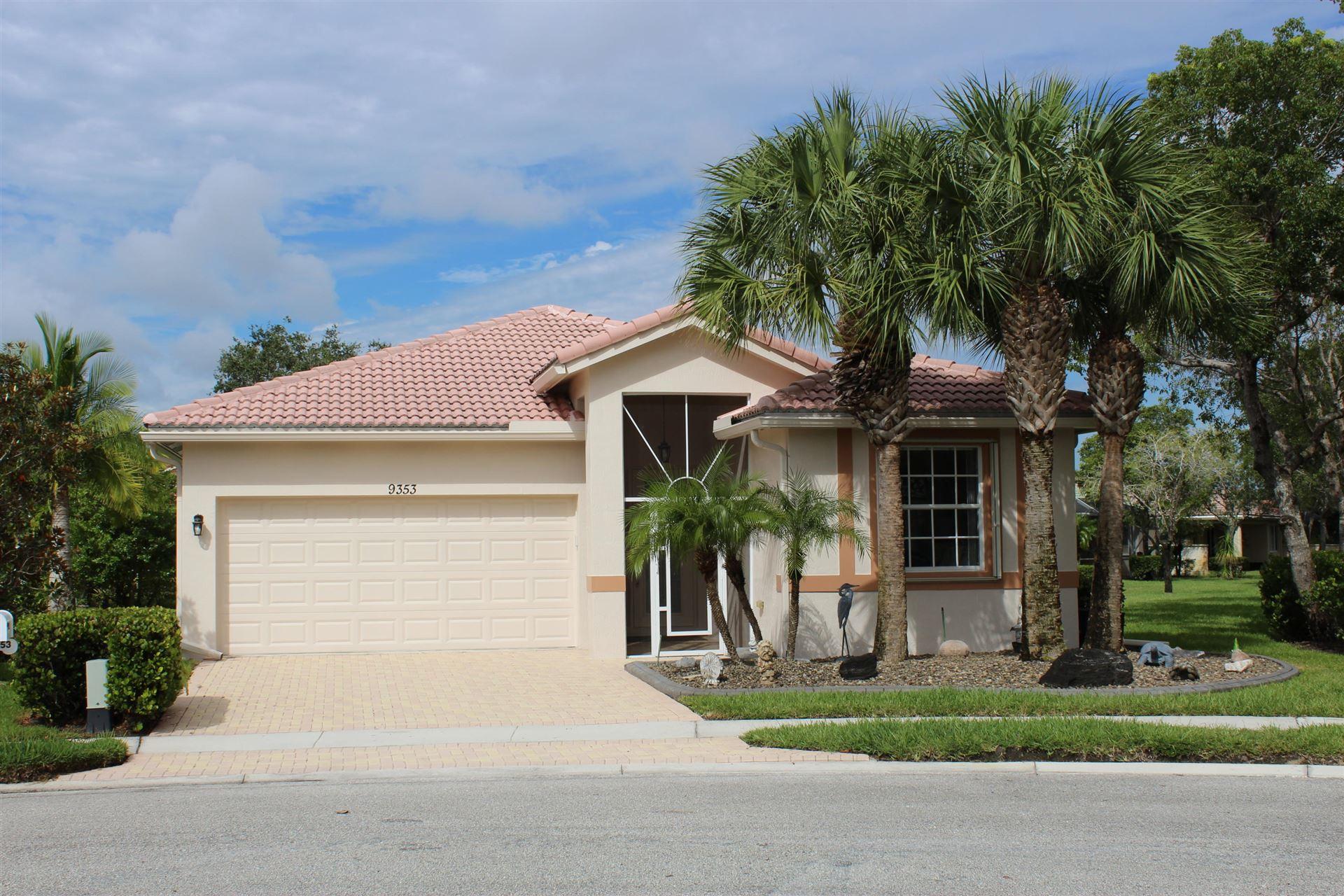 9353 Sandpiper Lane, West Palm Beach, FL 33411 - #: RX-10650900