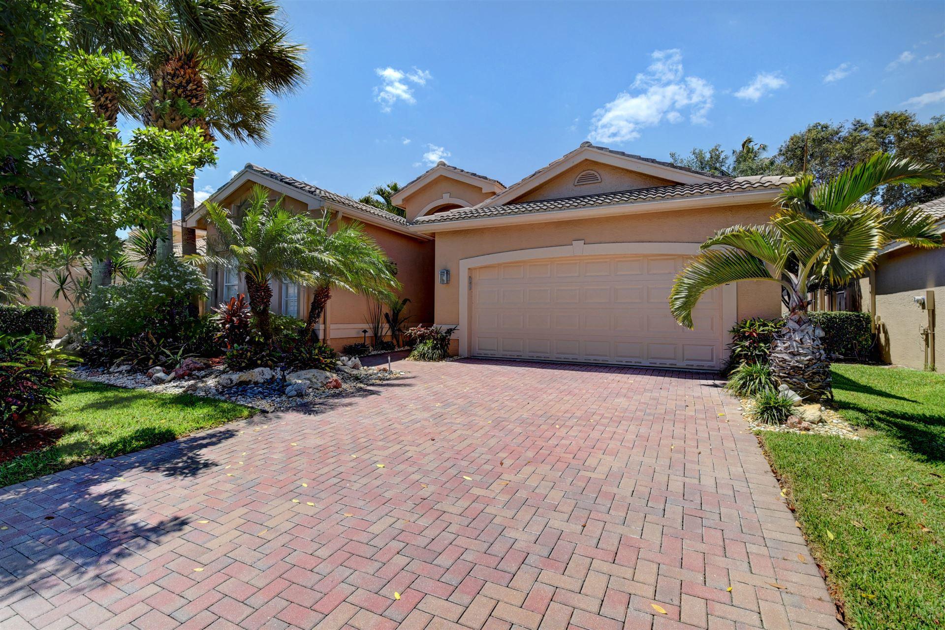 7412 Twin Falls Drive, Boynton Beach, FL 33437 - #: RX-10663900