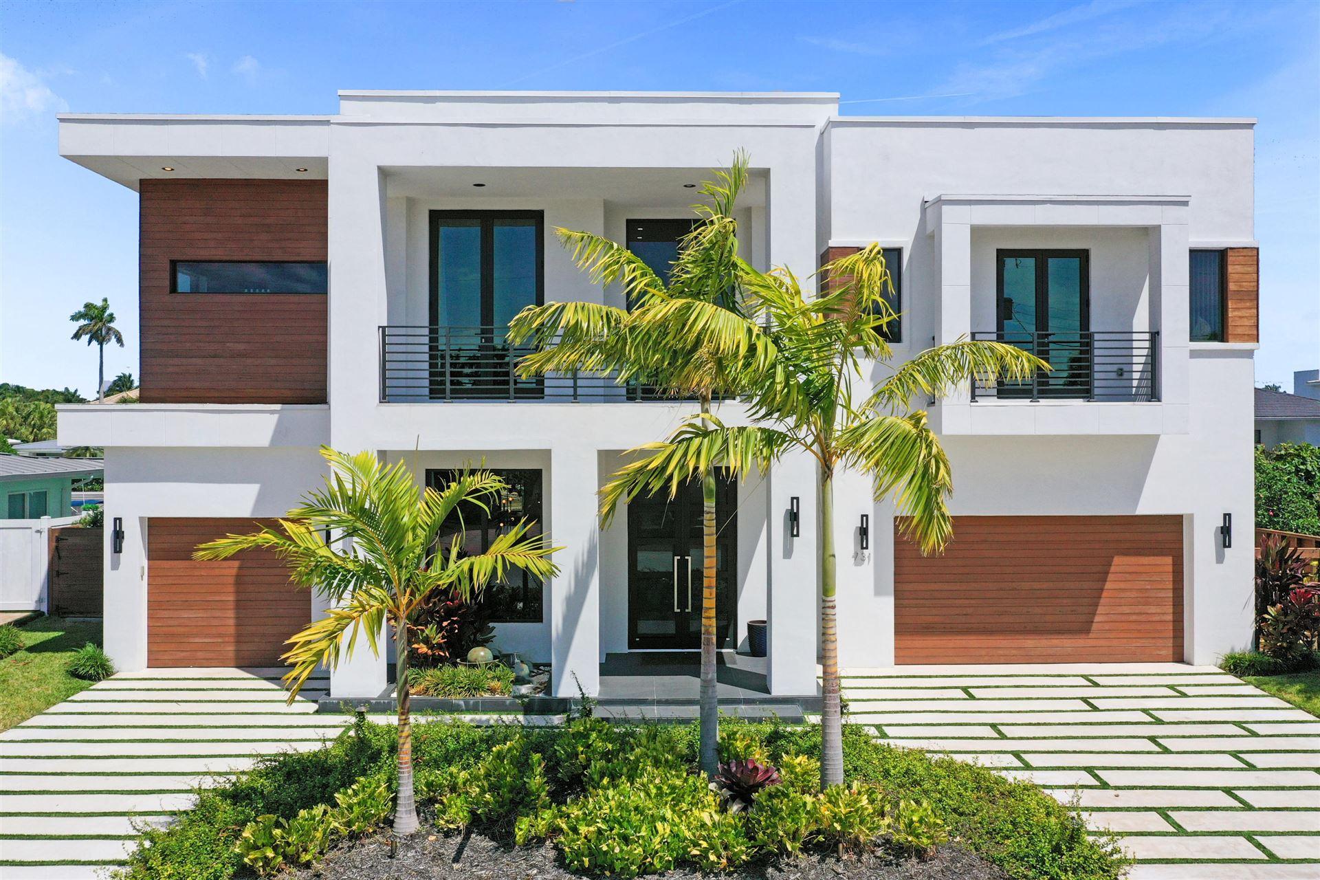 731 NE 69th Street, Boca Raton, FL 33487 - MLS#: RX-10707900
