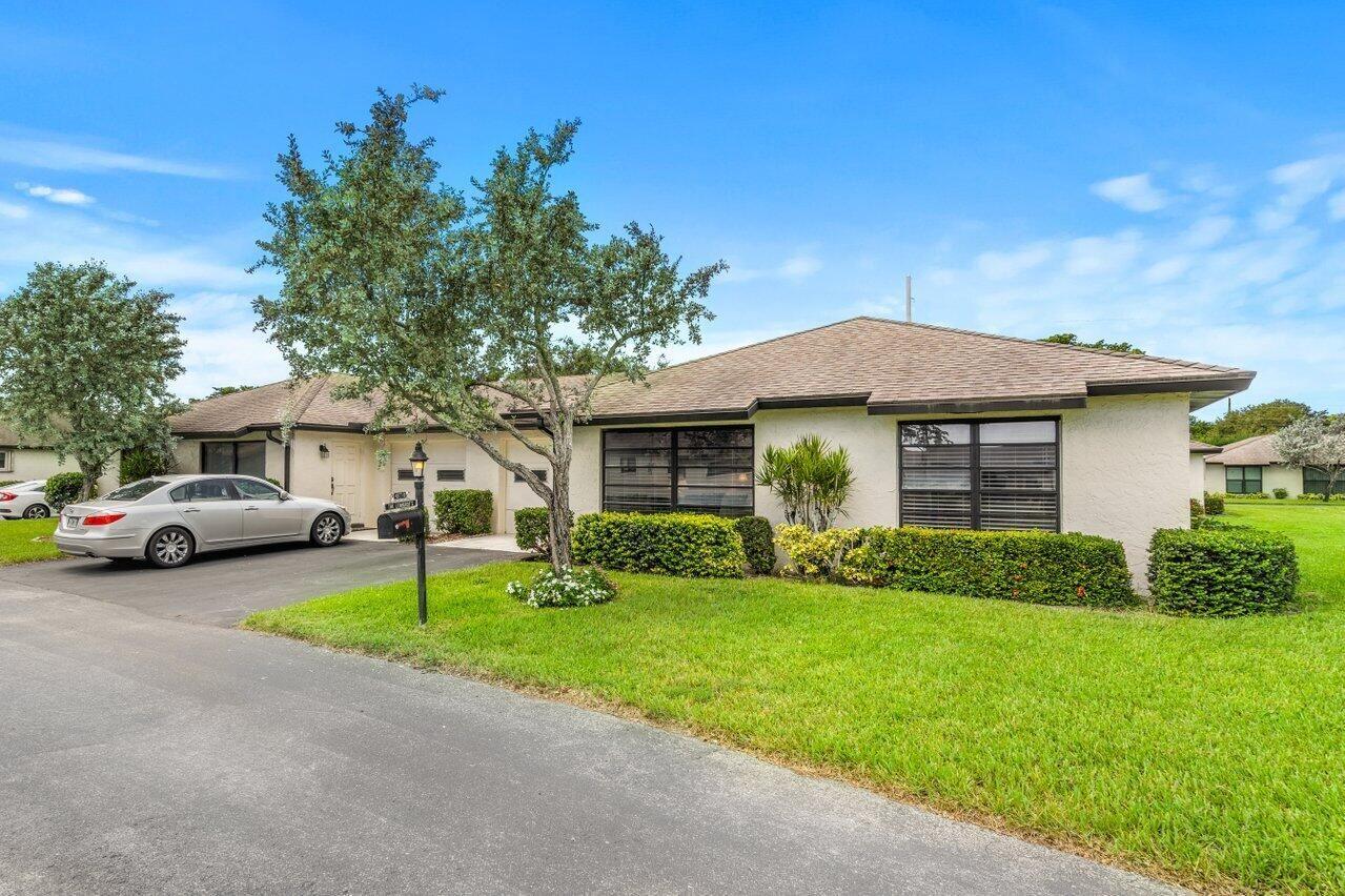 4877 Dovewood Road #B, Boynton Beach, FL 33436 - MLS#: RX-10744900