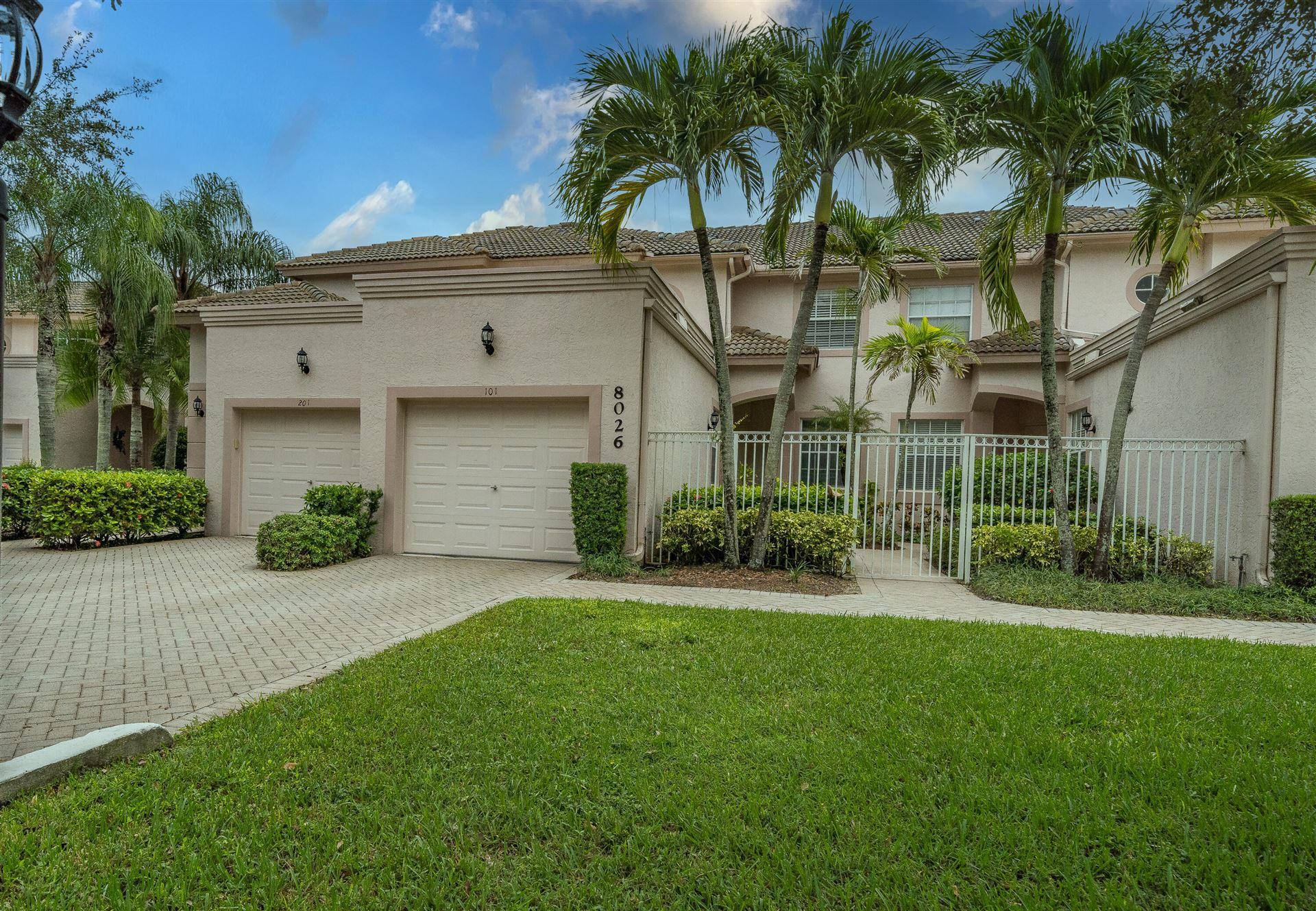 8026 Aberdeen Drive #101, Boynton Beach, FL 33472 - MLS#: RX-10752900