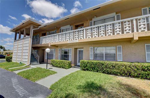 Photo of 2401 Del Aire Boulevard #101, Delray Beach, FL 33445 (MLS # RX-10706901)