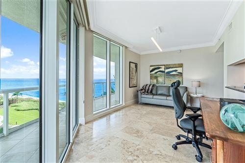 Tiny photo for 4600 N Ocean Drive #602, Singer Island, FL 33404 (MLS # RX-10737901)