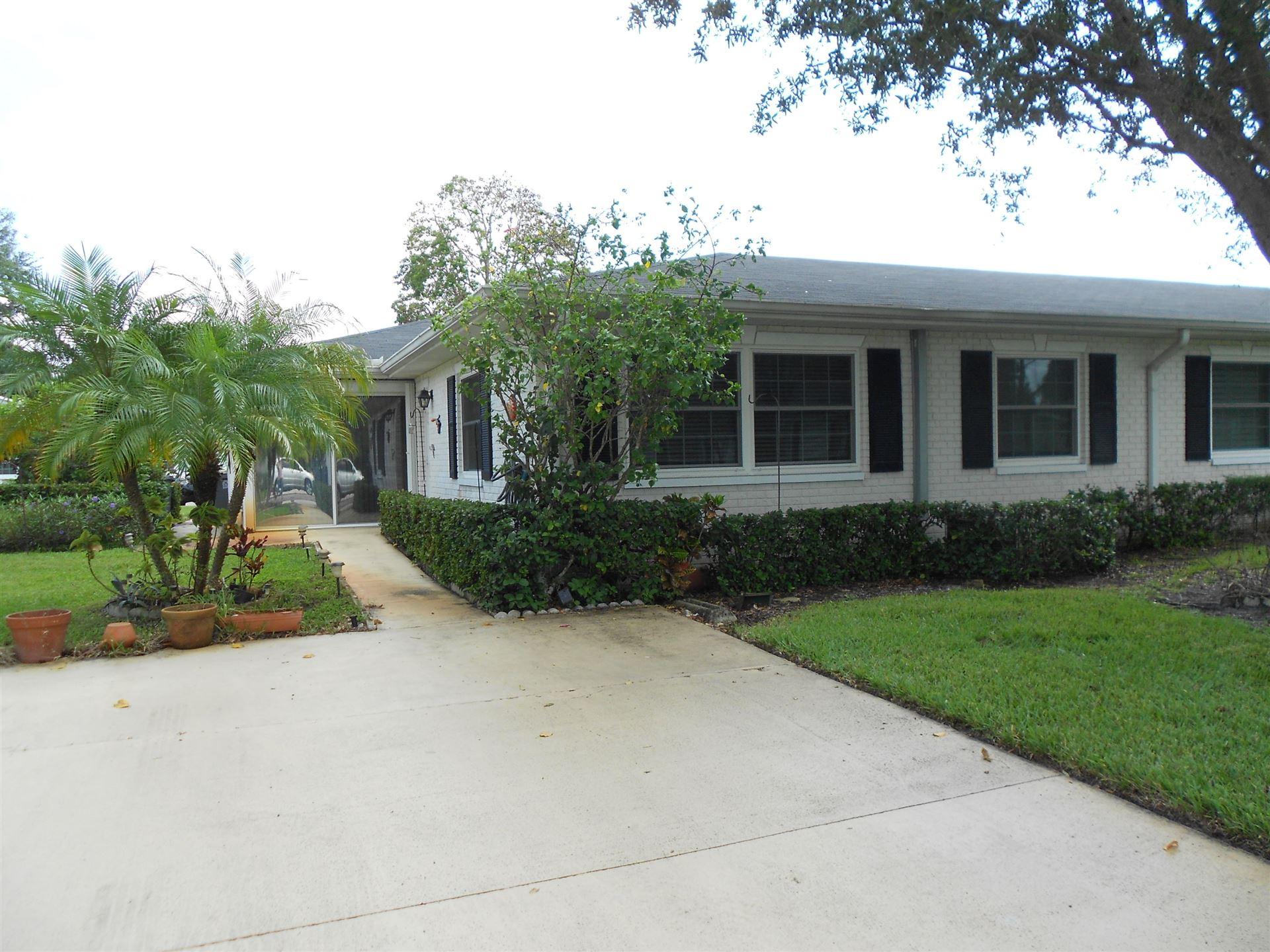 10094 45th Avenue #404, Boynton Beach, FL 33436 - #: RX-10594901
