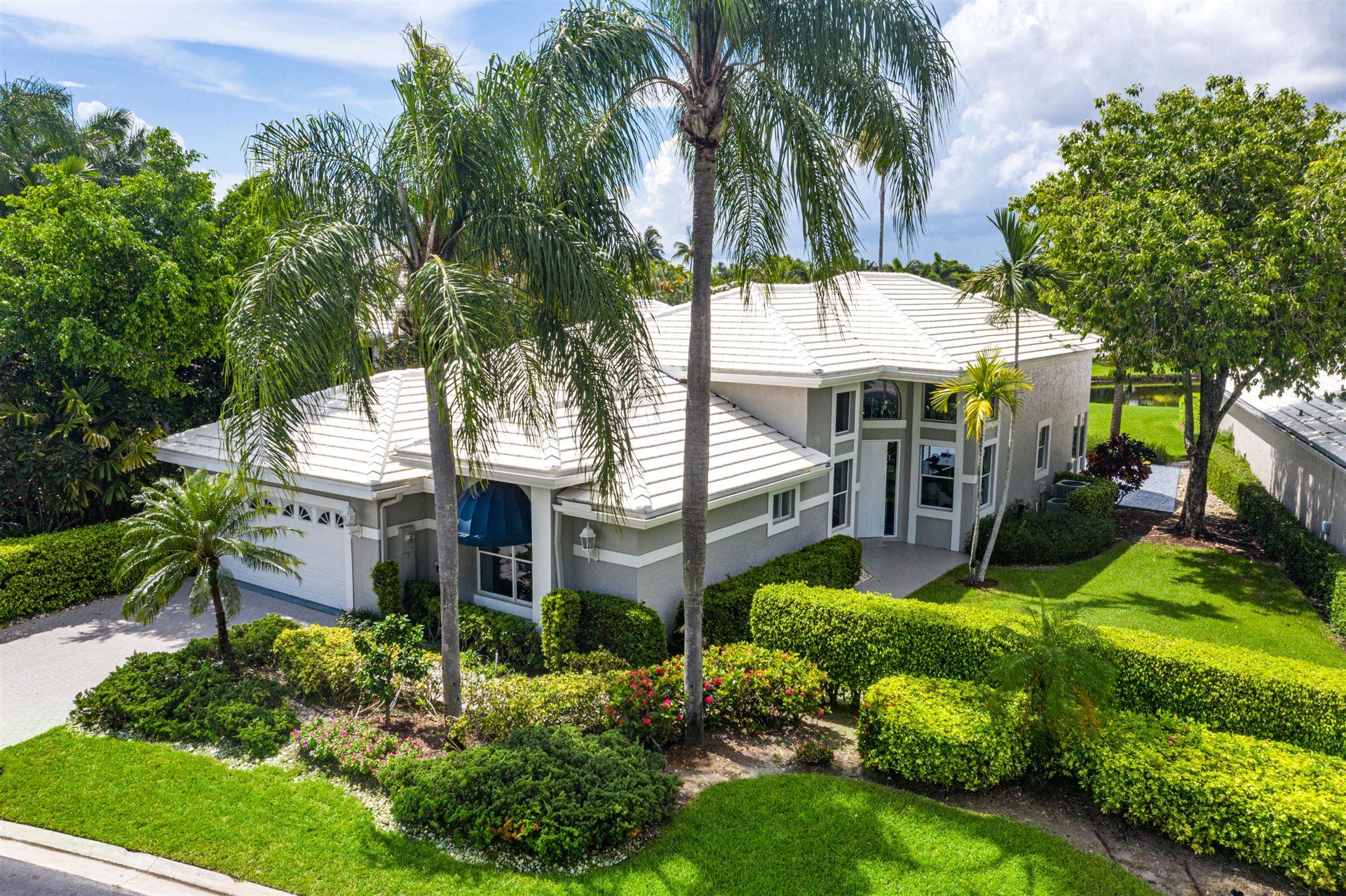 5697 Huntington Park Court, Boca Raton, FL 33496 - #: RX-10624901