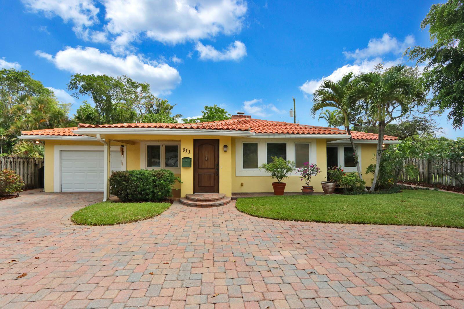 811 Forest Hill Boulevard, West Palm Beach, FL 33405 - #: RX-10625901