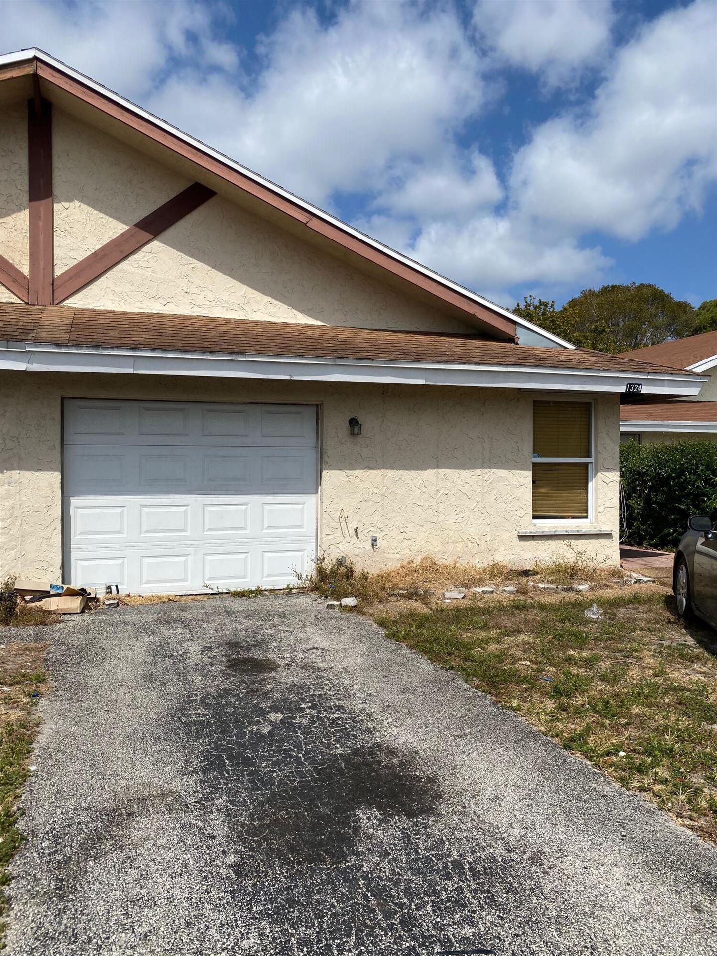 1324 SW 75th Avenue, North Lauderdale, FL 33068 - MLS#: RX-10708901
