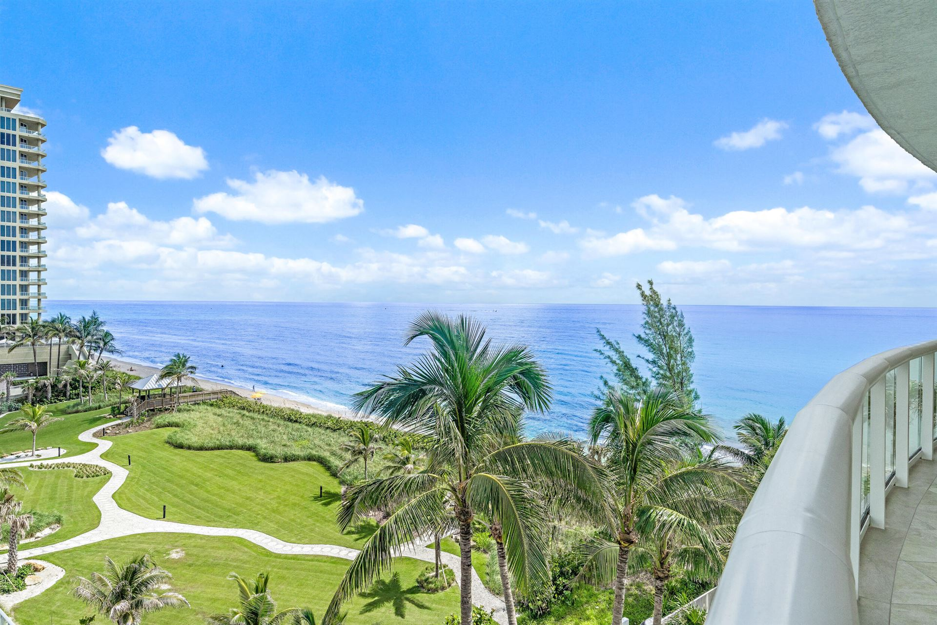 Photo for 4600 N Ocean Drive #602, Singer Island, FL 33404 (MLS # RX-10737901)