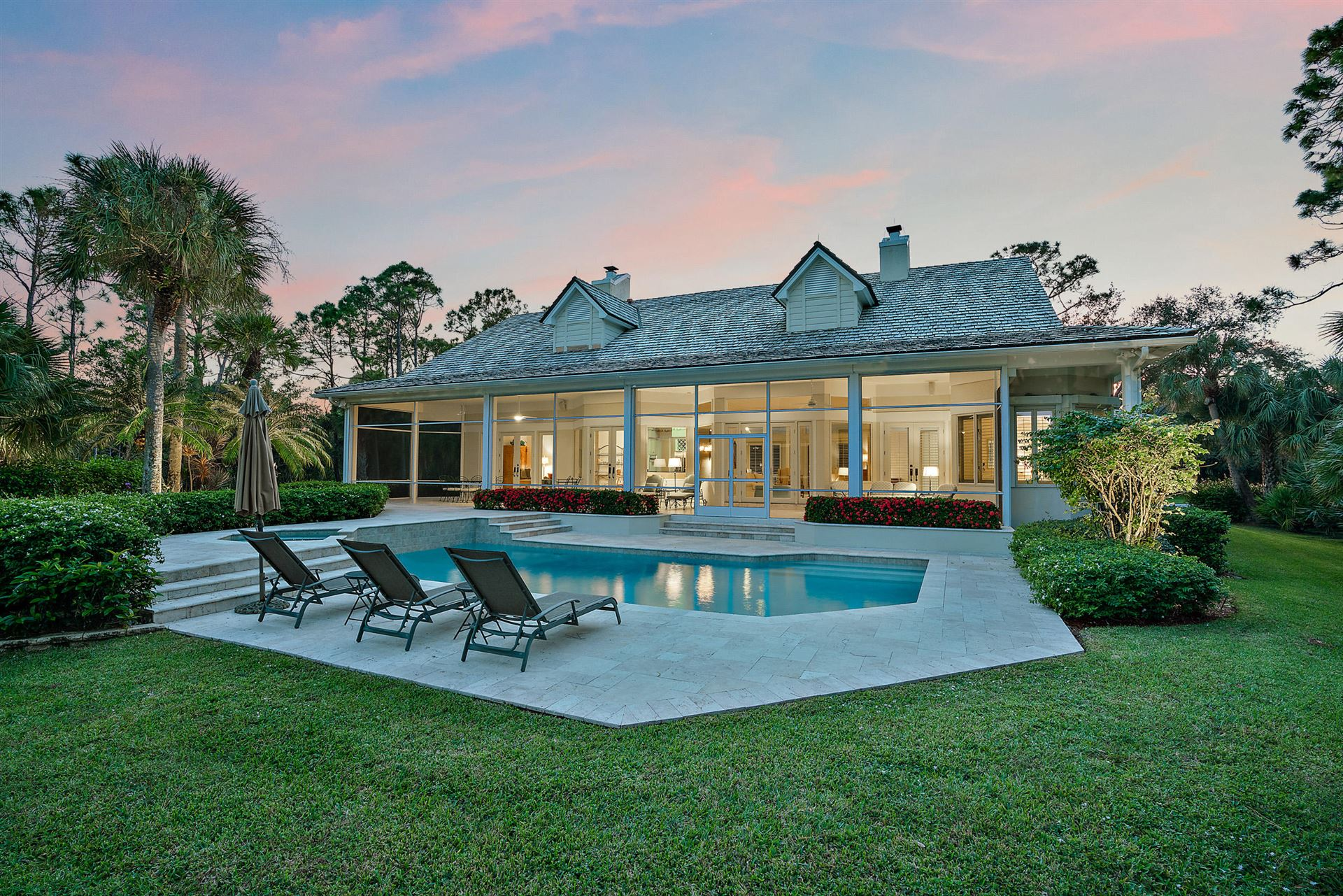 7881 Old Marsh Road, Palm Beach Gardens, FL 33418 - #: RX-10582902