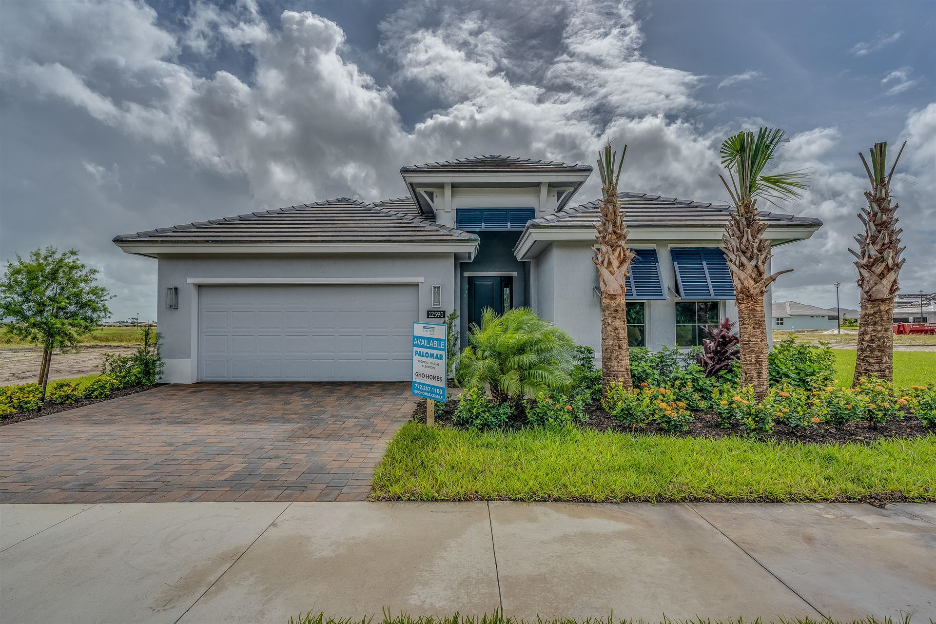 12590 SW Sunrise Lake Terrace, Port Saint Lucie, FL 34987 - #: RX-10631902