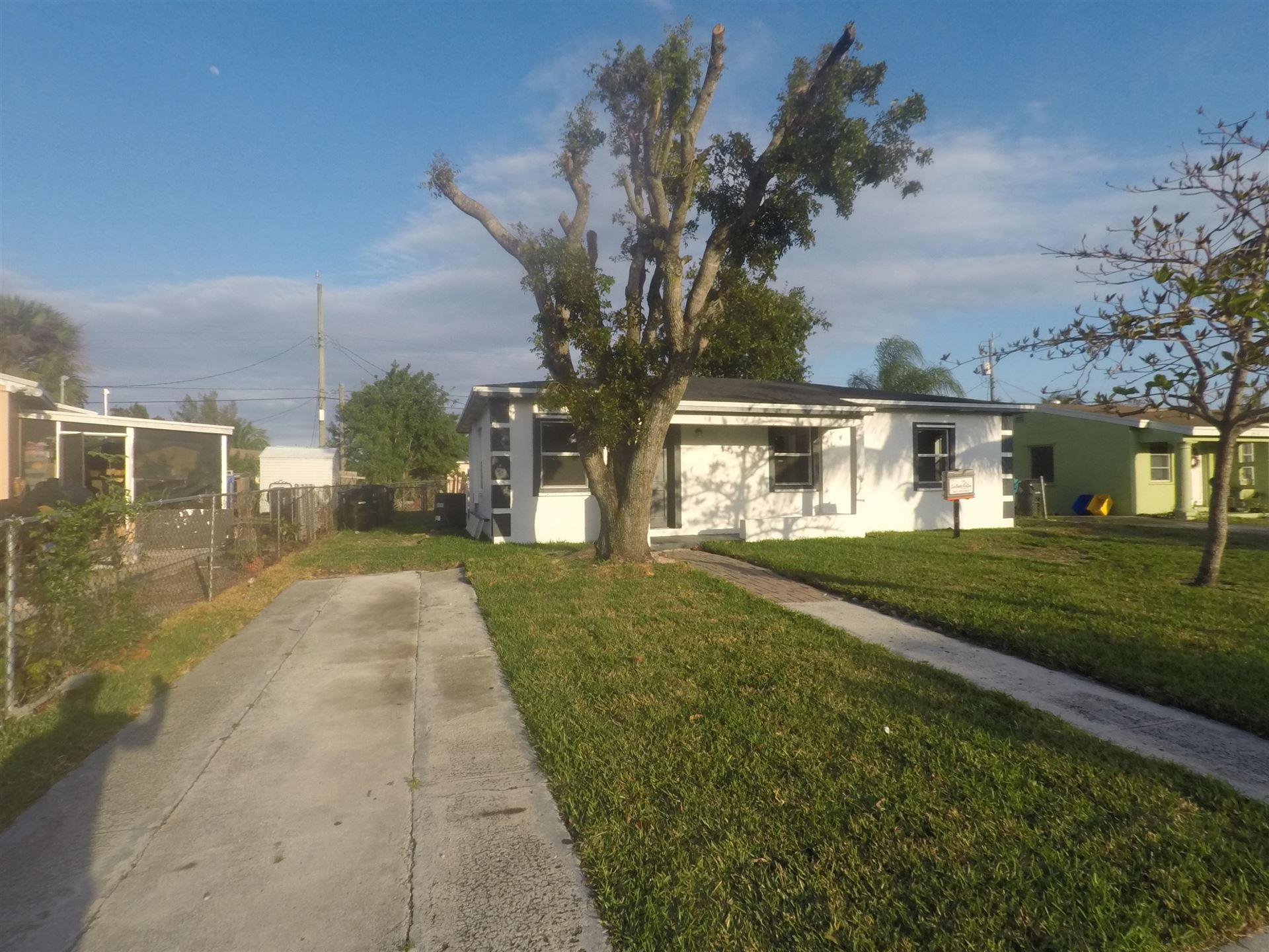 1408 S C Terrace, Lake Worth, FL 33460 - MLS#: RX-10694902