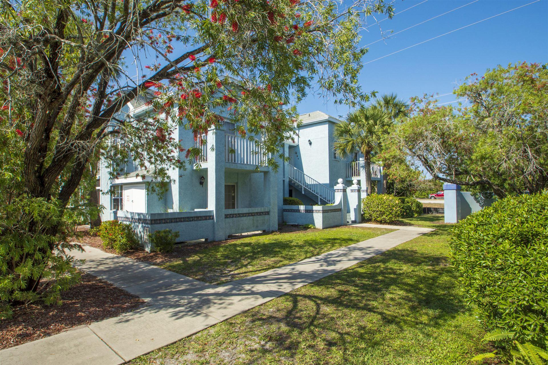 1625 SE Green Acres Circle #Y204, Port Saint Lucie, FL 34952 - #: RX-10707902