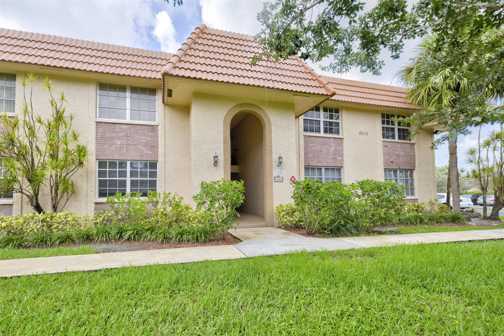 8103 NW 27th Street #4, Coral Springs, FL 33065 - #: RX-10731902