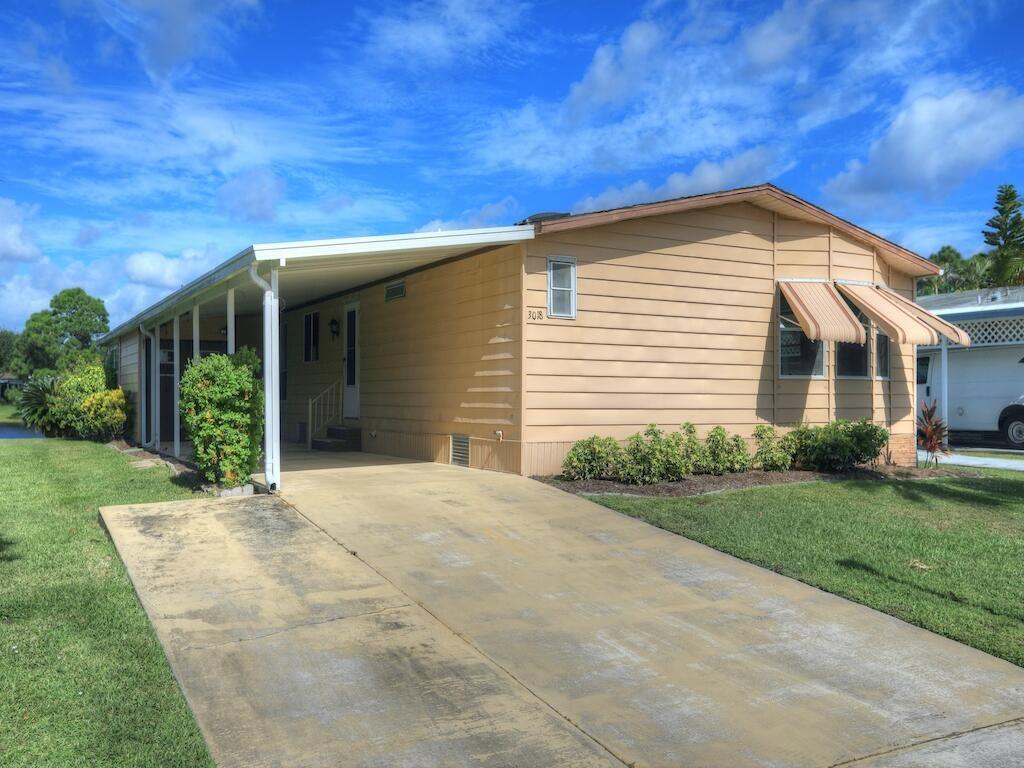 3018 Saltbush Lane, Port Saint Lucie, FL 34952 - MLS#: RX-10754902