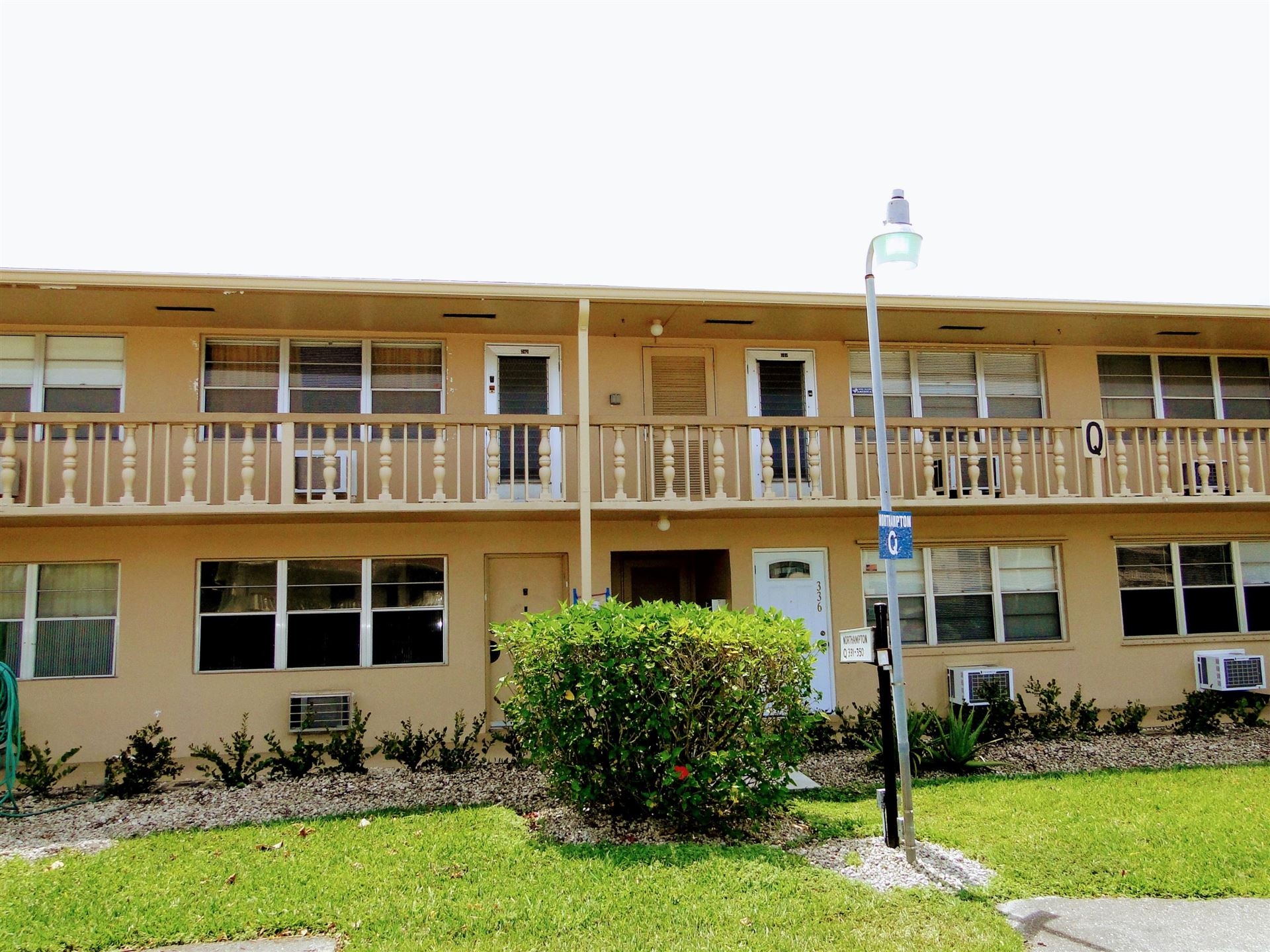 331 Northampton Q, West Palm Beach, FL 33417 - MLS#: RX-10703903